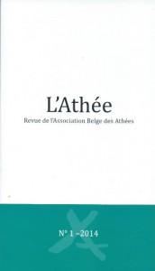 Première de couverture L'Athée 1