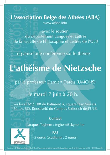 L'athéisme de Nietzsche 2
