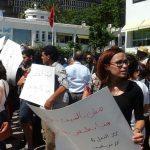 Manifestation «Mouch Bessif»